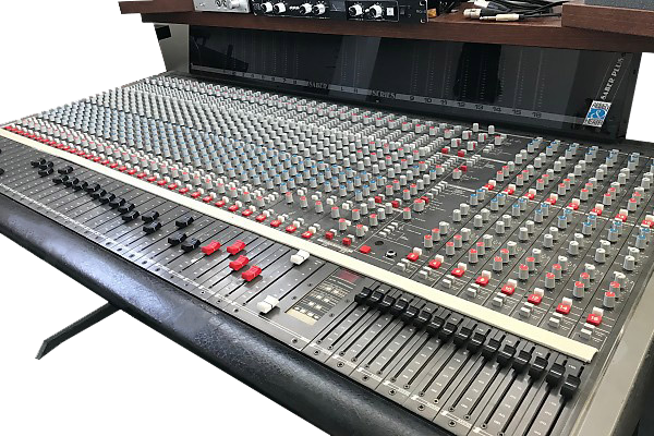 Allen & Heath Saber mixing desk