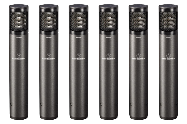 Audio Technica ATM450 Microphones