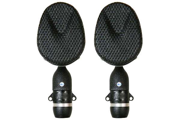 Coles 4038 ribbon microphones