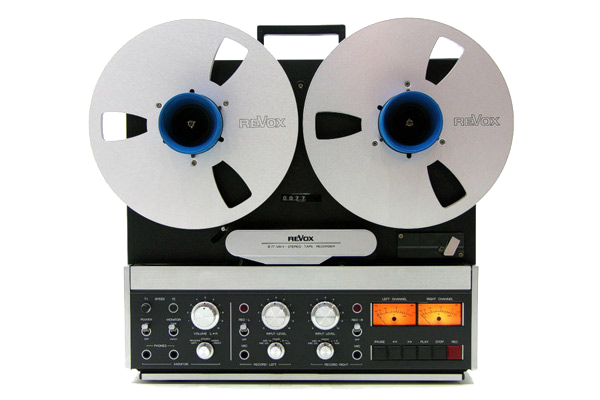 ReVox B77 tape machine