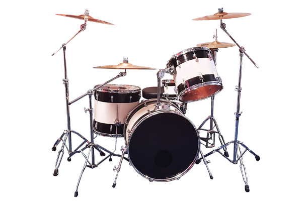 """The Humbug"" Drum kit"