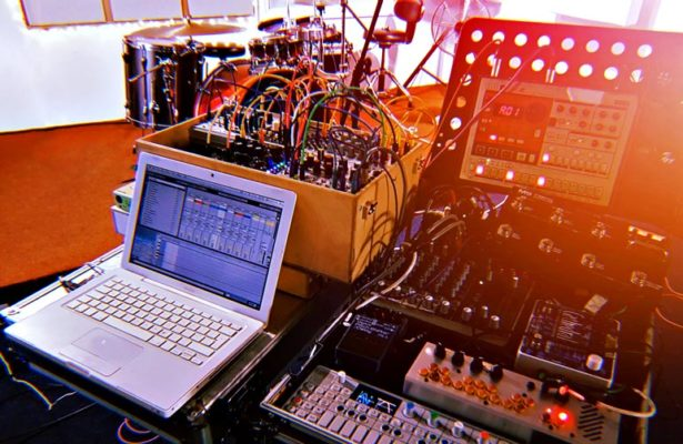 Ableton, Synths and other gear